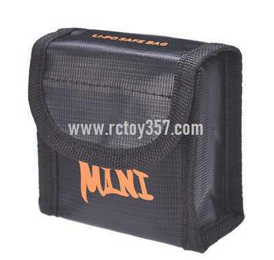 Mini Lithium battery explosion-proof bag for multi-function
