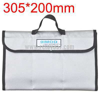 305*200mm Lithium battery explosion-proof bag for multi-function