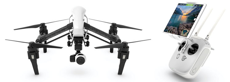 DJI Inspire 1 Drone spare parts