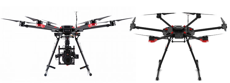 DJI Industrial Flying Platforms Matrice 600