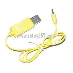 LH-1103 helicopter toy Parts USB charger wire