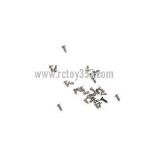 LH-1103 helicopter toy Parts screws pack set