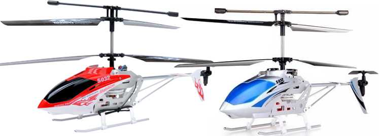 SYMA S032 S032G RC Helicopter spare parts