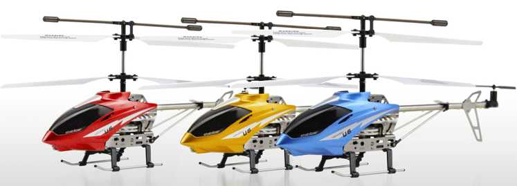 UDI U6 RC Helicopter spare parts