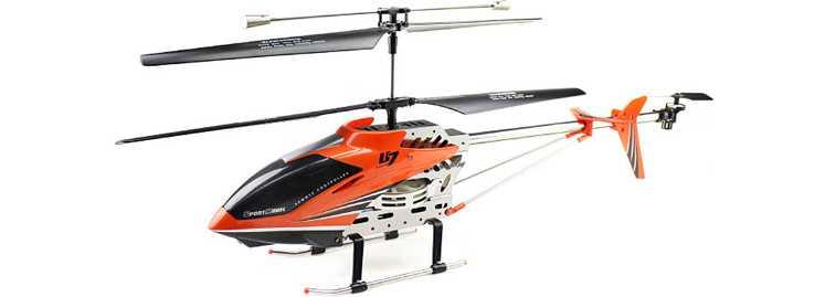UDI U7 RC Helicopter spare parts